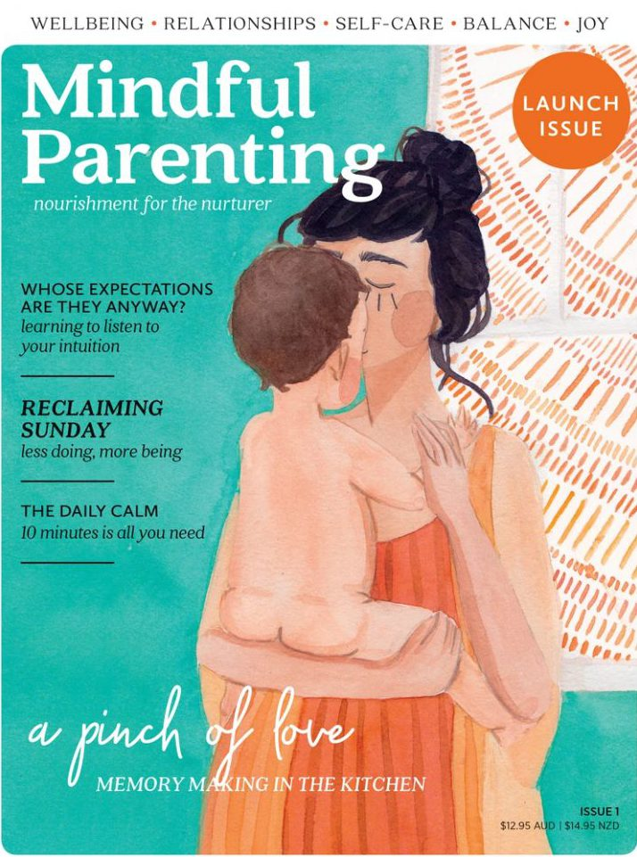 Lovatts Media launches Mindful Parenting magazine