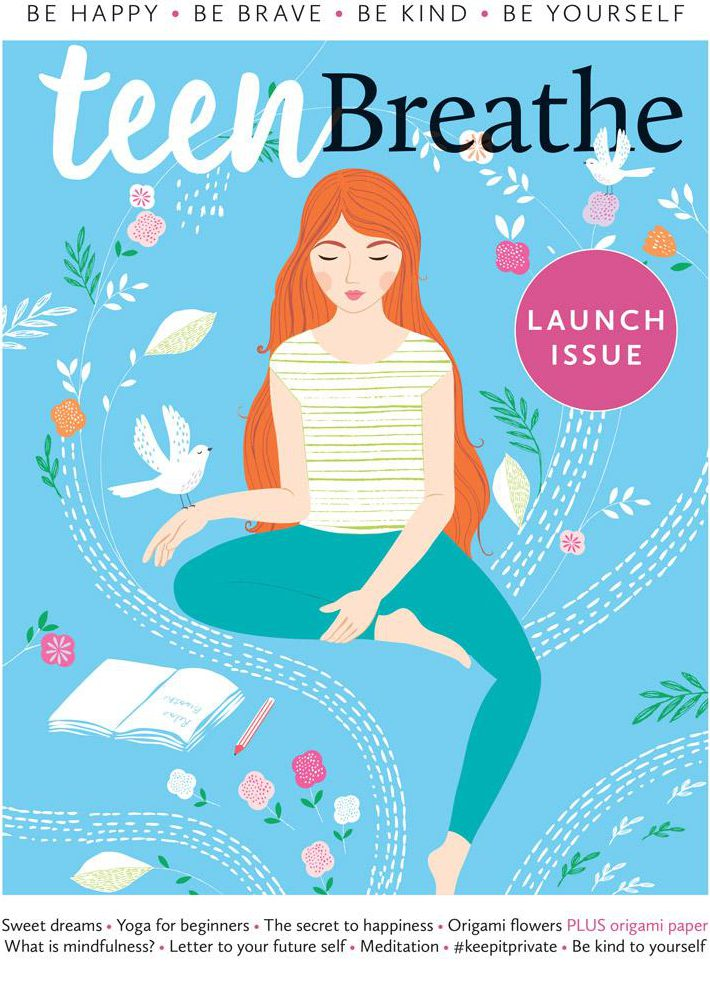 Lovatts Media Launches Mindfulness & Wellbeing Magazine For Aussie Teens